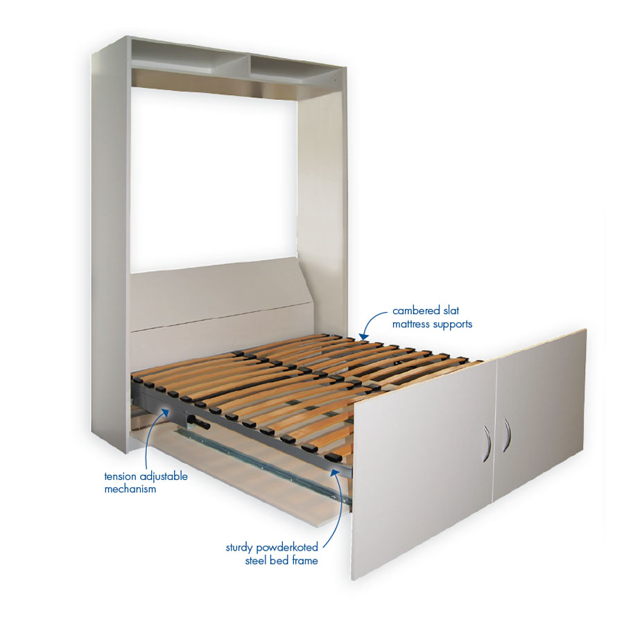 Premium 3000 Fold Down Door Pardo